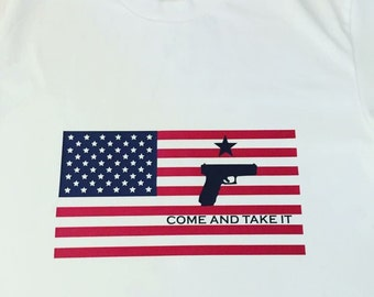 Come and Take It /America / Conceal Carry