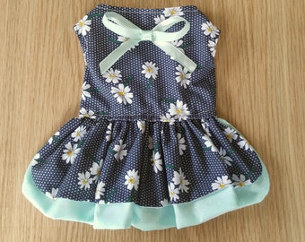 Very Small Teacup Dog Clothes Dress - Made To Measure - Chihuahua Pomeranian Yorkie
