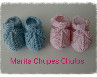 Booties for baby