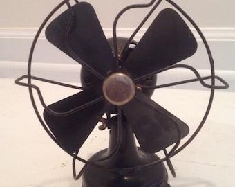 Miniature antique fan
