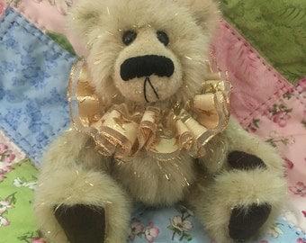 Handmade Artist Bear