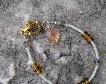 Fallen Leaf Bracelet
