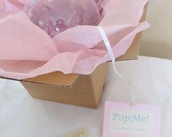 Pop Me Balloon - Secret Message