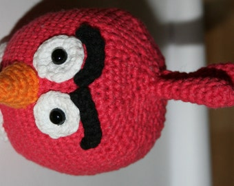 Red evil bird - Angry bird RED