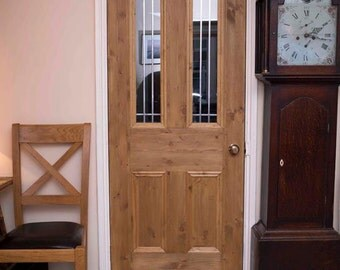 Glazed Victorian Door 38mm