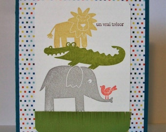 Card for child