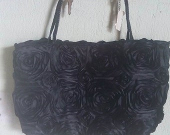 LEATHER, FABRIC BAGS