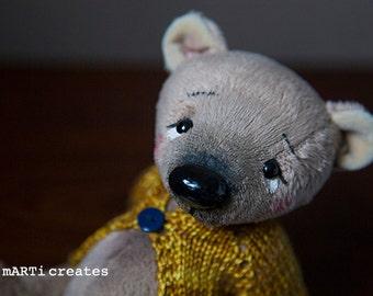 Jo - Artist Teddy Bear - 7-8''