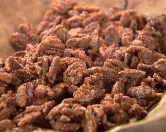 Gourmet Glazed Nuts