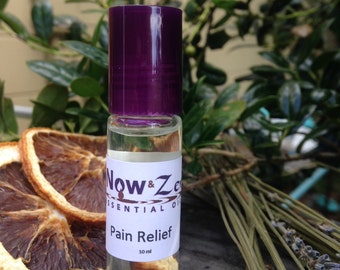 Now and Zen Essential Oil Pain Relief Roll On