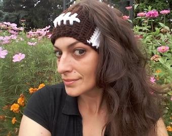 Football earwarmer (Greek woman not included)