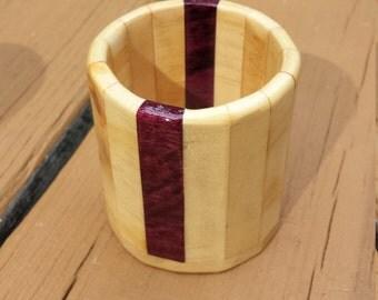 Custom Wood Shot Glasses Set of 4