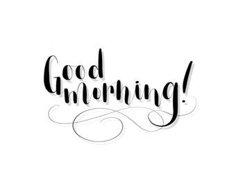 Good Morning Art Download