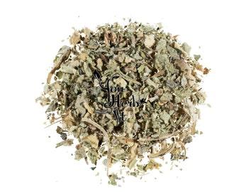 Mullein Dried Leaf Leaves Loose Herbal Tea - Buy Any 2x50g Get 1x50g Free!