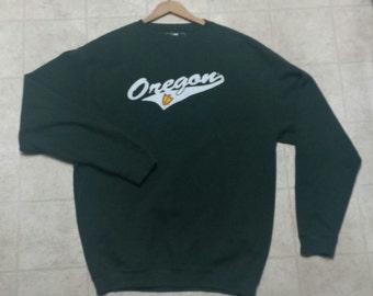 Vintage Oregon Ducks Sweat Shirt ***Price Lowered***