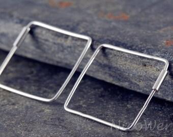 Silver earrings women's earrings jewelry earrings 925 gift SOR118