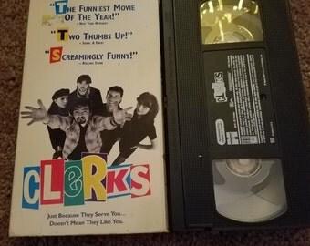 Clerks, VHS