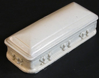 1:25 scale model resin casket hearse