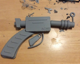 Marvin Martian 3D Printed Ray-gun Unfinished