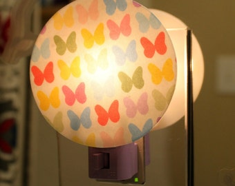 Pastel Butterfly Nightlight