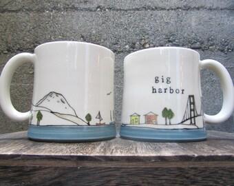 Gig Harbor Mug