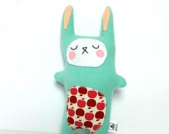 Super Soft Plush Bunny, Rabbit Softie, Rabbit Doll, Stuffed Animal - Baby Gift