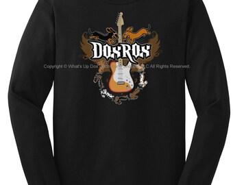 Dox Rox Dachshund Long Sleeve T-Shirt