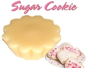 Sugar Cookie Tarts Wickless Candle Melts Sweet Buttery Vanilla Sugar Cookies Scent