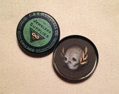 Original Death's Head Tin.
