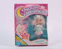 Vintage Moon Dreamers MIP Doll Crystal Starr