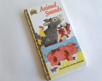Animal Sounds - Picture Book