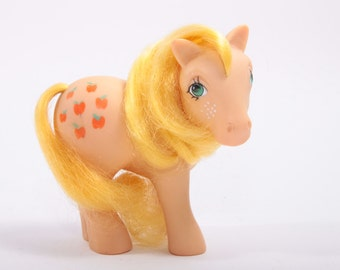 My Little Pony Vintage French Applejack