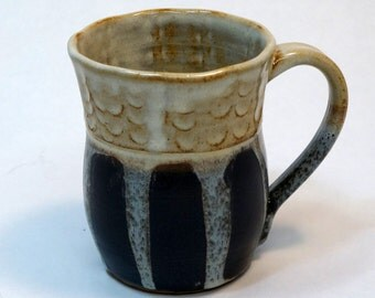 Matte Stripe Mug