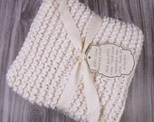 Hand Knitted Dishcloths, Cotton Washcloths, Dish Cloths, Wash Cloths, Handmade towels, Dish Rags,  - Natural