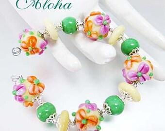 ALOHA, a bead set