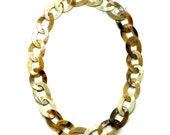 Horn Chain Necklace - Q12185