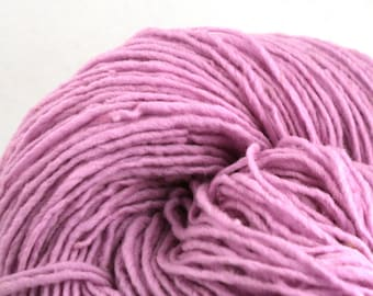 Rifton Mono 350yds/320m ~4oz/114g USA wool Orchid (coordinates with Summer)