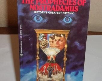 The Prophecies of Nostradamus-Erika Cheetham-Berkeley Paperback Book-1981