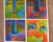Fabric Faces 3