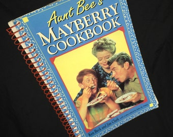 1991 Aunt Bee's Mayberry Cookbook