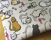 Cat Lady  - Zipper Pouch