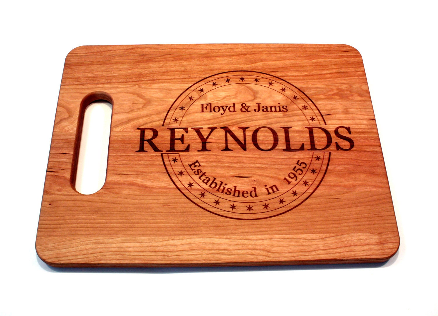personalized wedding gifts personalized cutting board