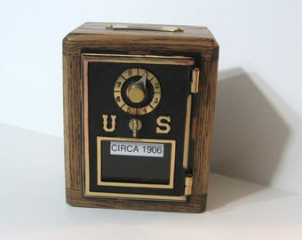 Post Office Box 1906 Door  Bank  Combination Lock
