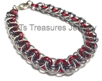 Viperbasket Chainmaille Bracelet