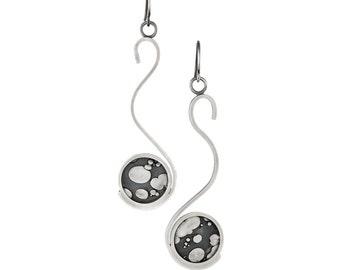 Curvy Earrings