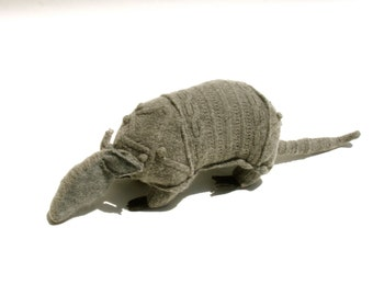 The Mighty Armadillo