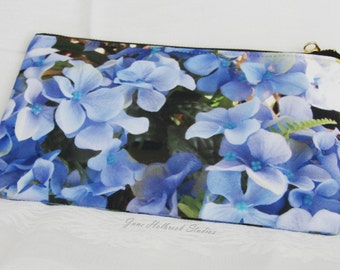 Studio Cosmetic School Office Pouch Pouches with My Photography and Artwork Used as Designs