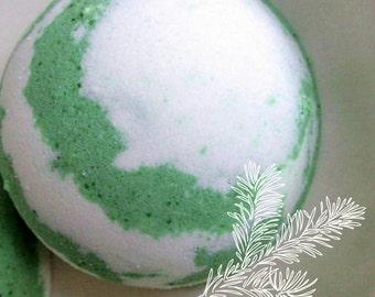 Mens Bath Bomb, Men. Women. MISTLETOE Bath Bombs, Holiday Gifts, Christmas Tree, Holiday Bath bombs. Coworker gift. Unisex Gift