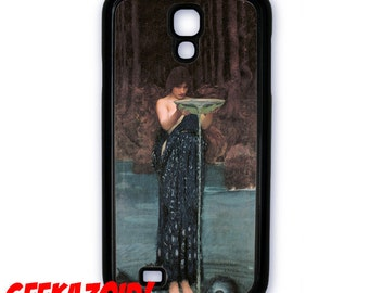 Circe Invidiosa -John William Waterhouse Cell Phone Case for iPhone and Samsung Galaxy Pagan Witchcraft