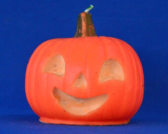 Halloween Jack O Lantern Novelty Candle by Suni - Made In USA